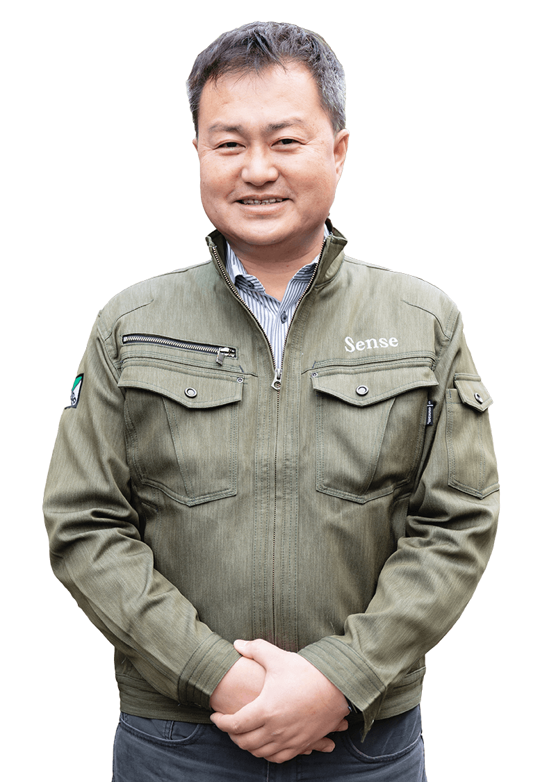 有限会社Sense代表取締役 橘高文彦